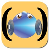 Wheelie in brackets as app icon