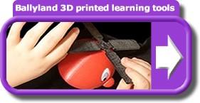 Button Ballyland 3D print model