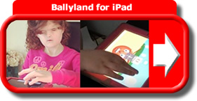 Ballyland game apps for iPad