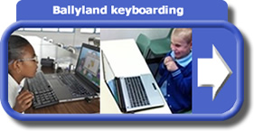 Ballyland Keyboarding software for Windows PC's and Apple Mac computers