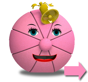 Tinkleball as 3D model